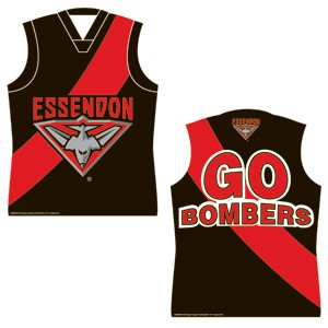 Essendon Guernsey Mobile   Party Supplies, Decorations ...