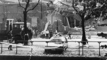 Strage via Palestro, Moratti: ricordare sempre sacrificio vittime