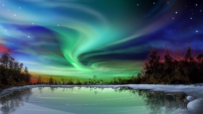 15 bellissimi sfondi dell 39 aurora boreale andrea lombardo for Paesaggi bellissimi per desktop