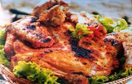 Grill Chicken Taliwang