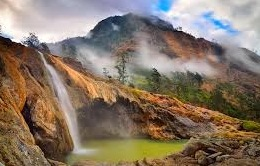 Mount Rinjani Hot Spring