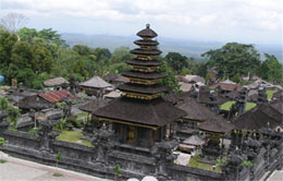 Satria Palace and Royal Temple