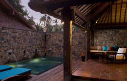 Jeeva Klui Private Pool