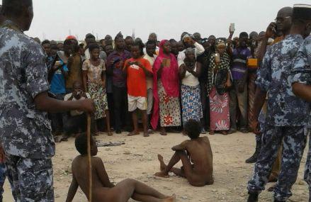 Faits divers : Deux sorcières atterrissent à Lomé comme des oiseaux