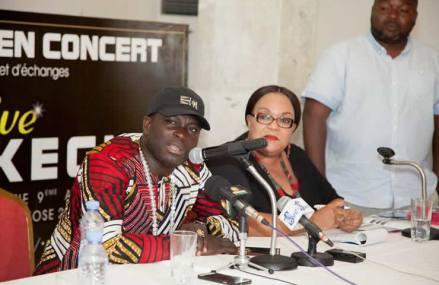 L'artiste togolais King Mensah boucle ses 20 ans de carrière avec un géant concert et un nouvel album