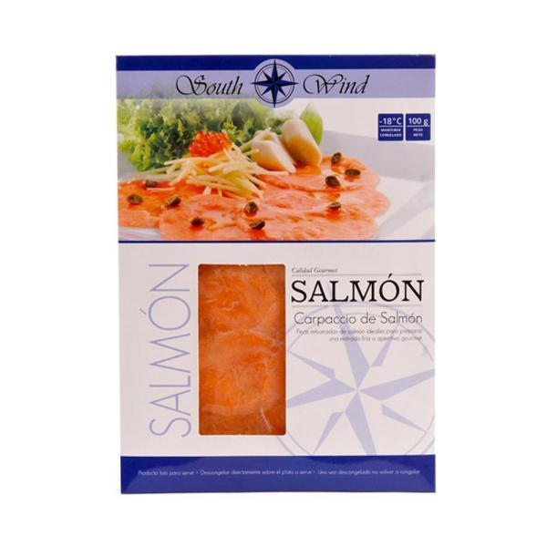 carpaccio salmon