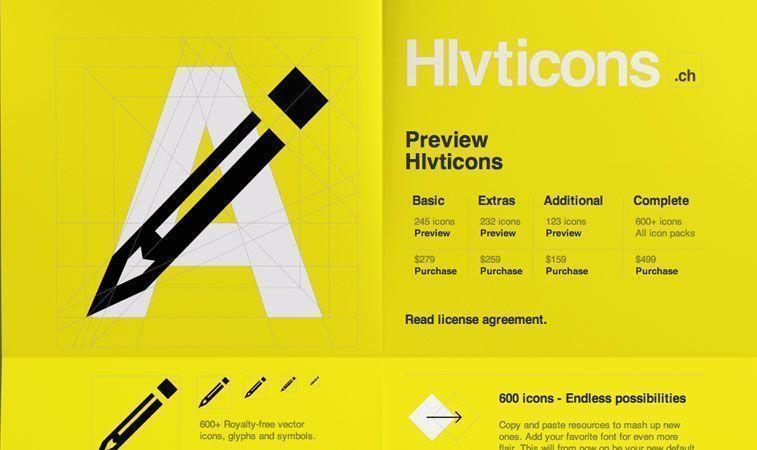 Diseño Web con amarillo
