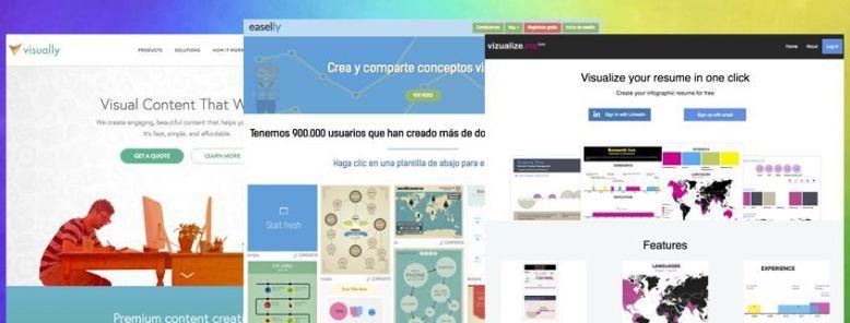 Herramientas online para crear infografías gratis 2017