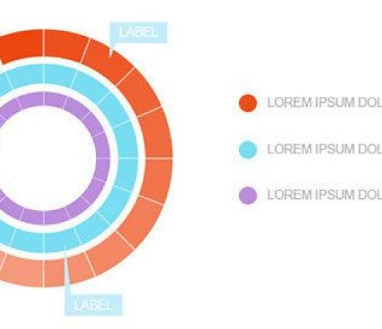 Free Infographic PSD Template - Plantillas para infografías gratuitas