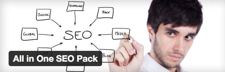 Plugins SEO para WordPress - All in One SEO Pack