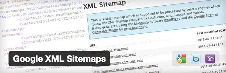 Optimización SEO para WordPress - Creación de mapa automático para Google