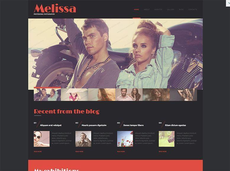 Photography Theme - Tema WordPress gratis para fotógrafos y amantes de la fotografía
