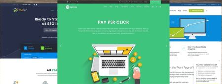 Las mejores plantillas WordPress para Marketing Digital y SEO