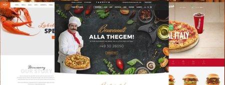 Mejores plantillas WordPress para restaurantes