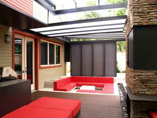 Medium Garden Design