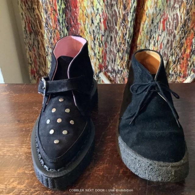 GeorgeCoxのブーツ
