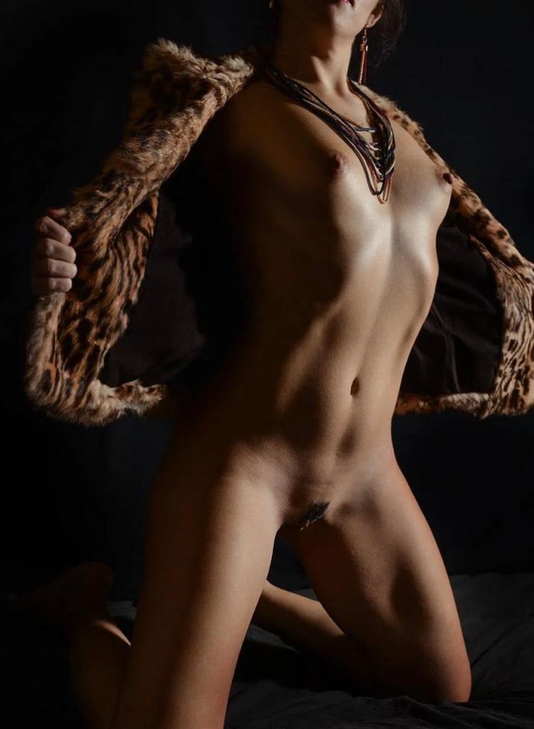 naked escort