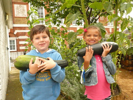 SE1 flower and vegetable show to celebrate Octavia Hill centenary