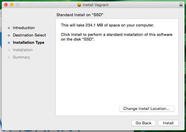 Standard Install on SSD Screenshot