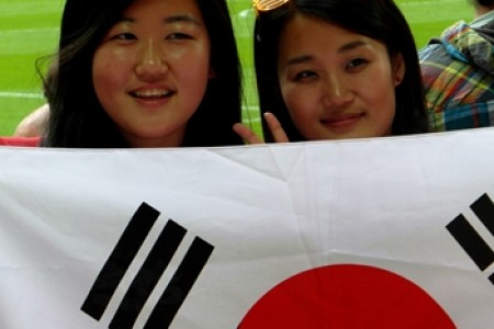 Olympics 2012 – Gabon vs Korea – a taste of things to come?