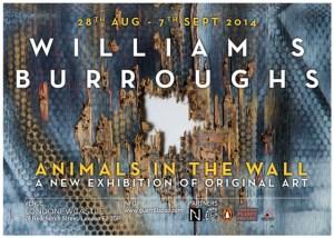 Burroughs Exhibish Flyer