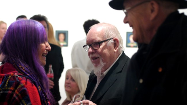 Sir Peter Blake Exhibition