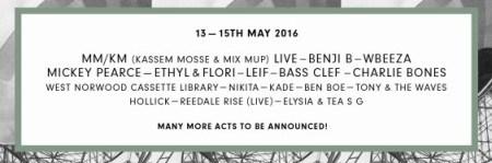 Peckham Rye Music Festival