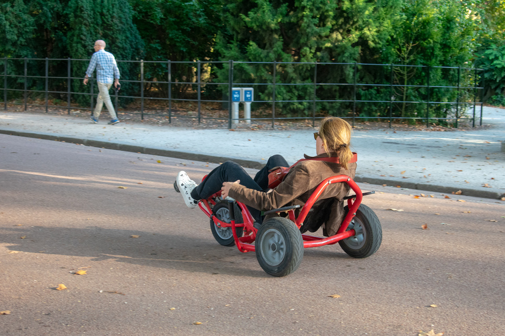 Things to do in Battersea Park Bike Hire