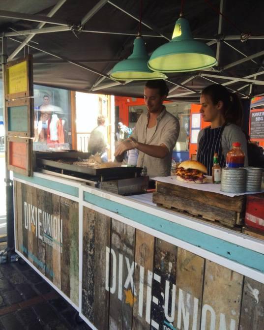 Street Food Union, Soho