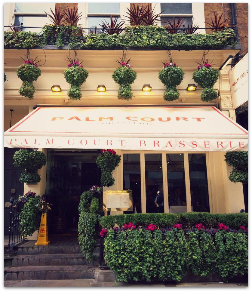 Palm Court Brasserie | Best Value Sunday Lunch in Covent Garden
