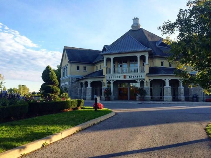 Niagara on the Lake Wineries, Canada