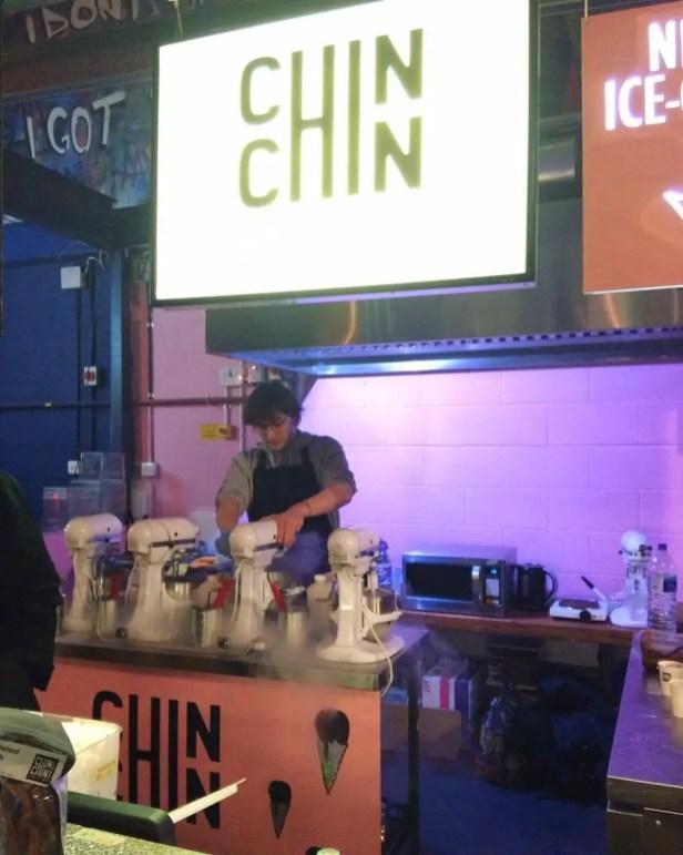 Chin Chin Labs Ice Cream, London