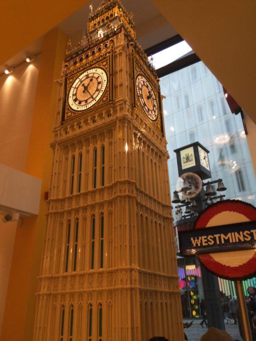 Lego Store, London