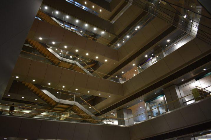 National Library, Riga, Latvia