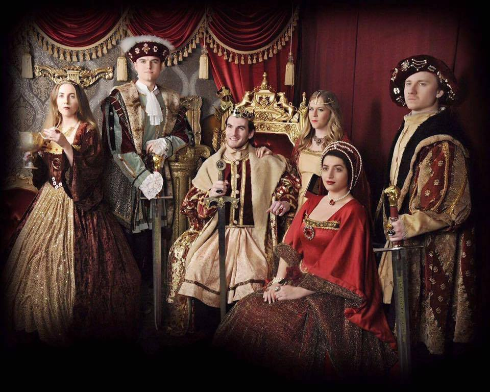 Tudor Photoshoot, London