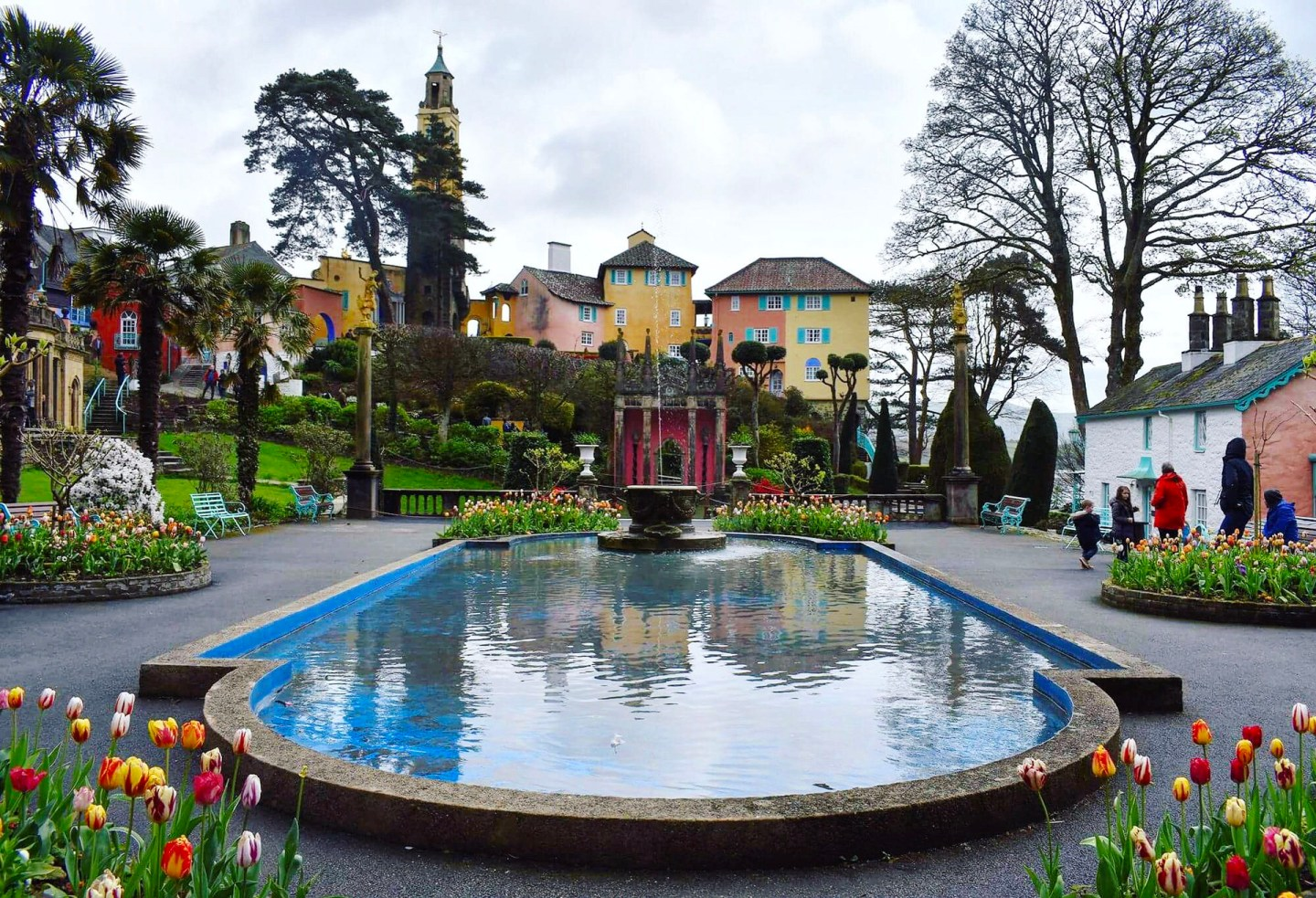 Portmeirion Wales | Could this be the most Instagram Worthy Village in the UK?