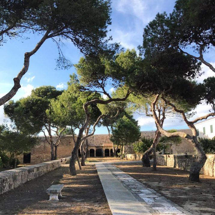 Menorca Spain, Lazareto