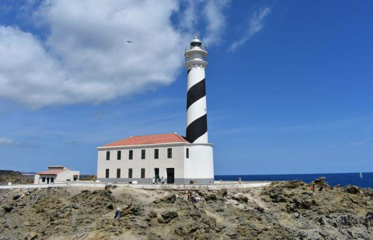 Minorca Spain, Favaritx Lighthouse
