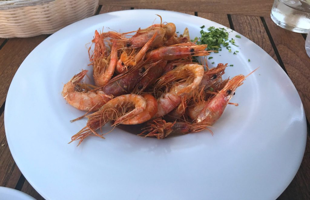 Menorca Spain, Minorcan Seafood