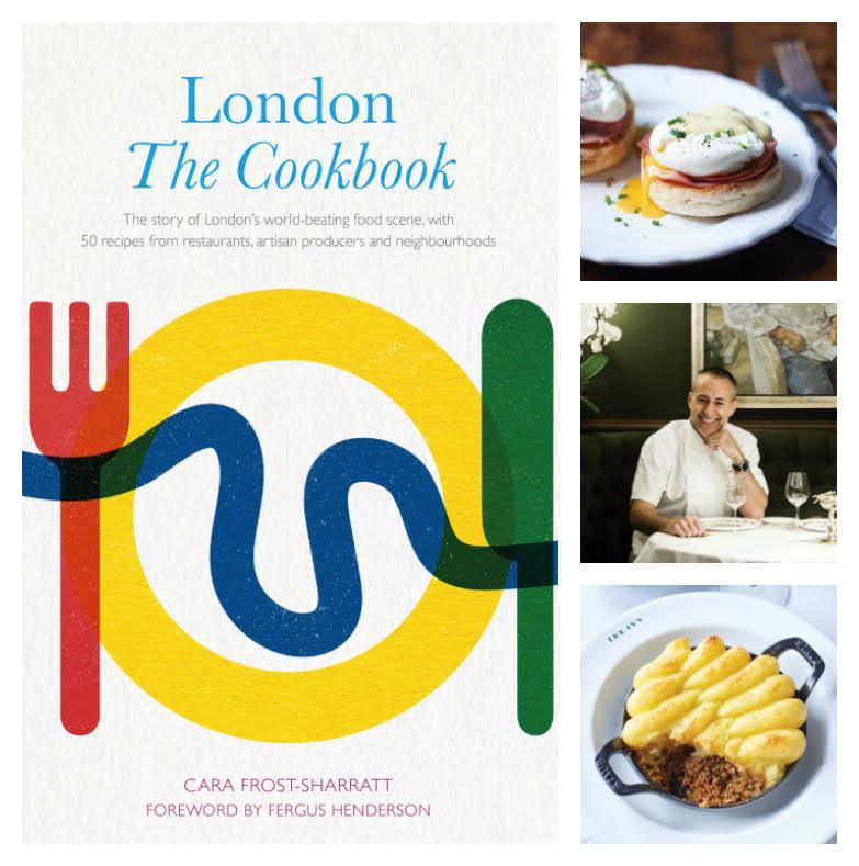 London the Cookbook
