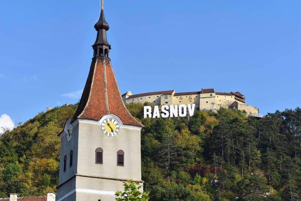 Romanian Road Trip, Rasnov Fortress