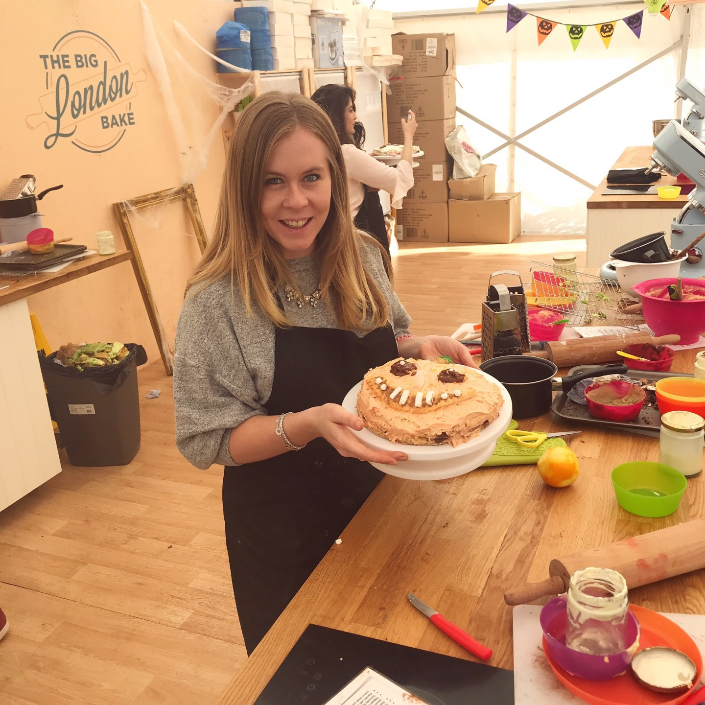 Live out your GBBO fantasy at The Big London Bake, Tooting