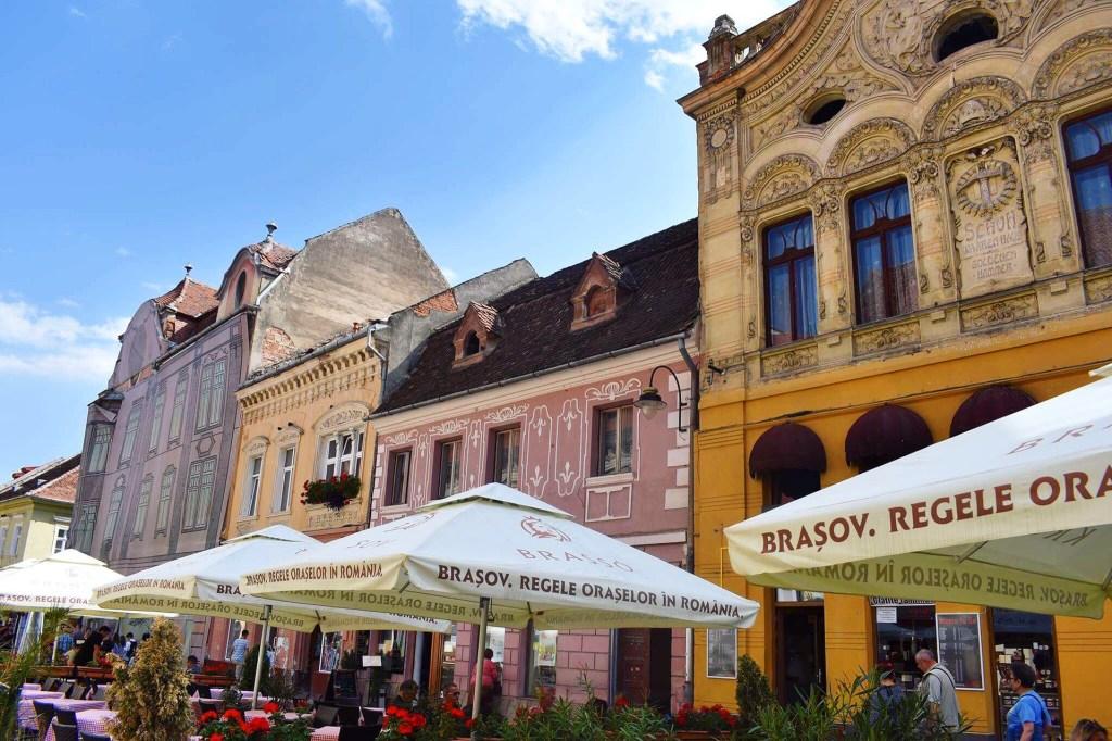 Romanian Road Trip, Brasov