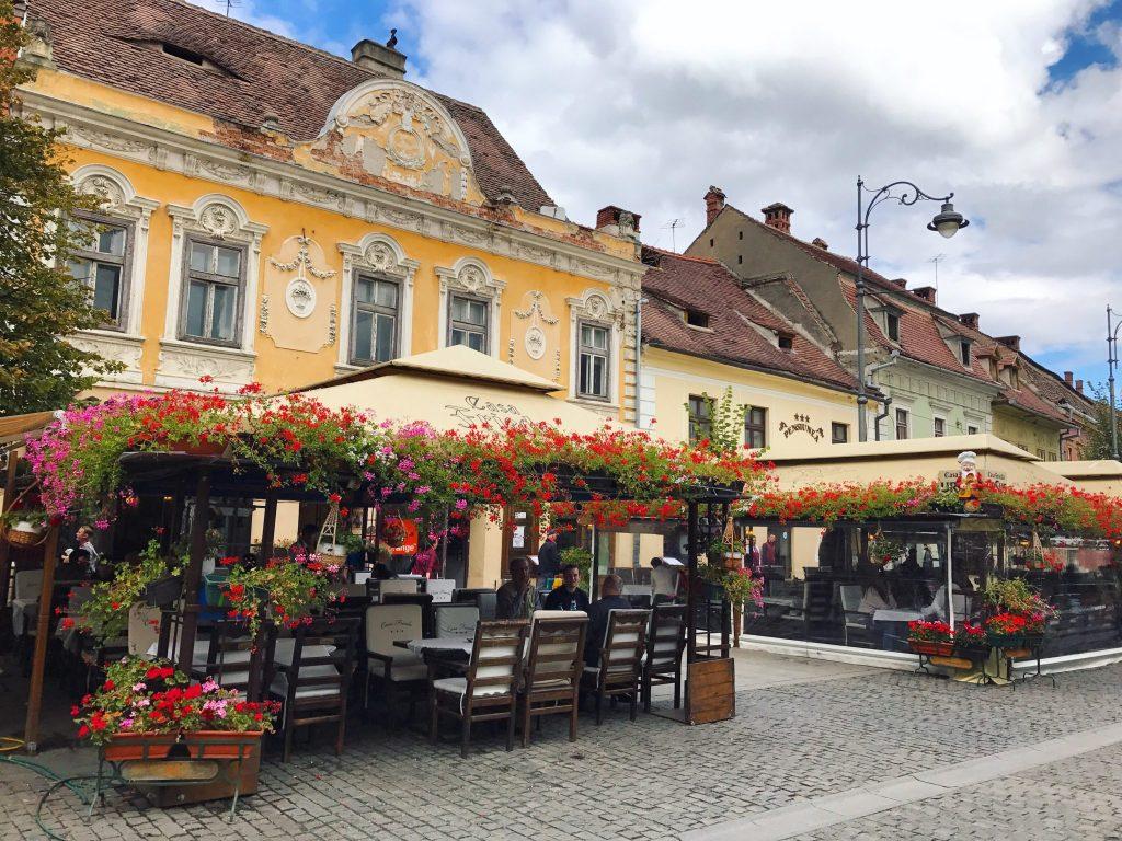 Romanian Road Trip, Sibiu