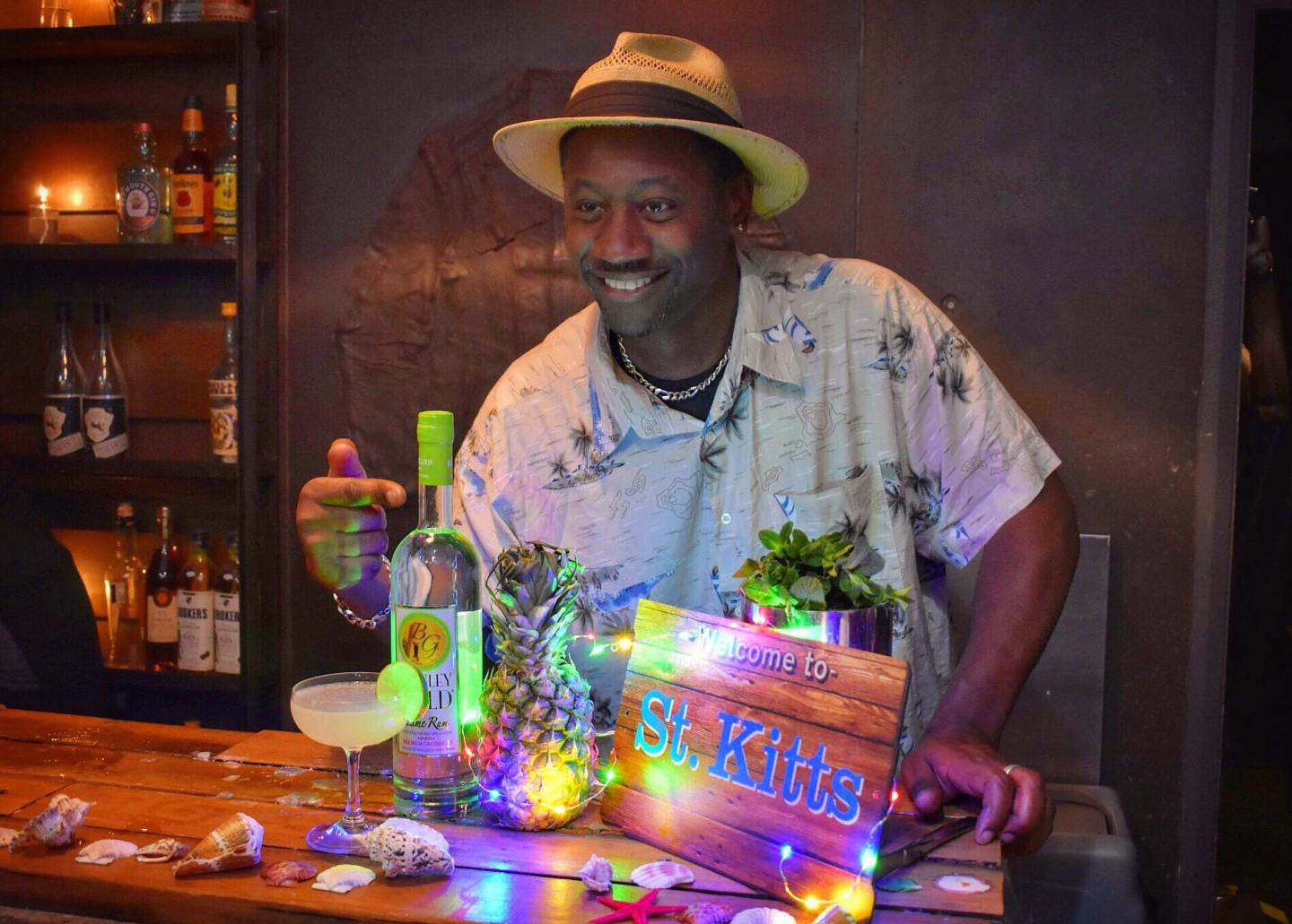 Ian Burrell, the Global Rum Ambassador