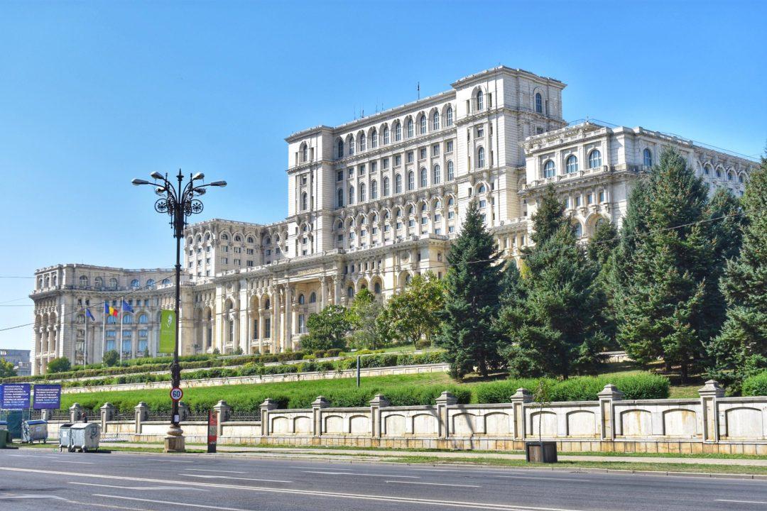 Romanian Road Trip, Palace of Parliament Bucharest