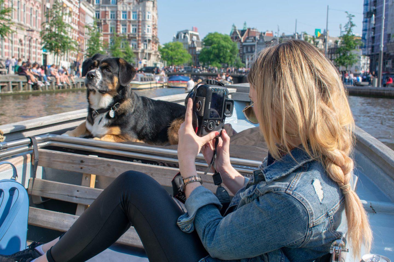 Amsterdam boat hire