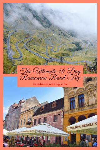 Romanian Road Trip