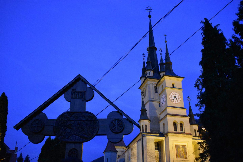 Top Things to do in Brasov Romania, 2 days in Brasov Romania, St. Nicholas Church