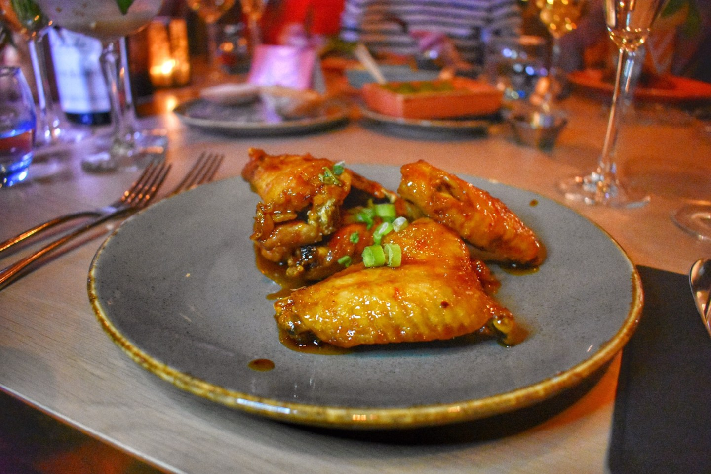 Chicken Wings, Devonshire Terrace by Drake & Morgan